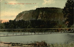 The Ledges and Footbridge
