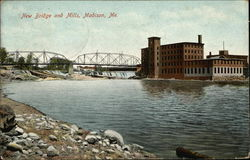 New Bridge and Mills