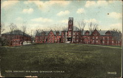 Tilton Seminary and Alumni Gymnasium