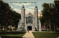 New Chapel, Bates College