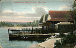 Lakeview Park, Boat Landing