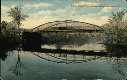 Beaver Brook, Parker Avenue Bridge