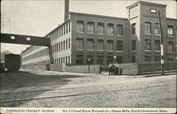 No. 2 United States Worsted Co., Silesia Mills