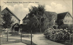 The Mitchell Military Boys School