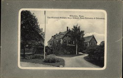 Mitchell Military Boys School, Main Entrance & Driveway