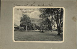 Mitchell Military Boys School, Front from Grounds