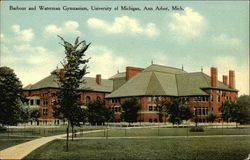 Barbour and Waterman Gymnasium, University of Michigan
