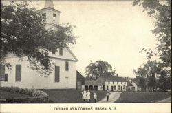 Church and Common