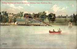 Bathing Pavilion and Shoot-the-Chutes, Whalom Park