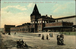 New York Central and Hudson River Depot