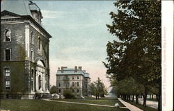 University of Rochester, Building and Grounds
