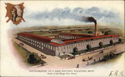 Hirth-Krause Co.'s Shoe Factory