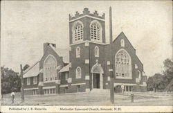 Methodist Episcopla Church Postcard