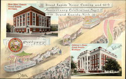 Grand Rapids Homecoming and 60th Anniversary Celebration