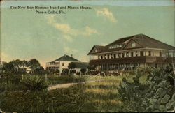 The New Bon Homme Hotel and Mason House