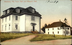 Town Hall and Masonic Hall