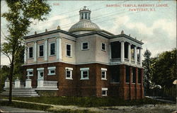 Masonic Temple, Harmony Lodge