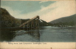 Diving Horse, Lake Compounce