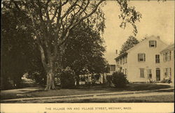 The Village Inn and Village Street