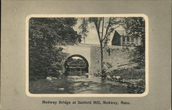 Medway Bridge at Sanford Mill