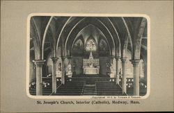 St. Joseph's Church, Interior (Catholic)