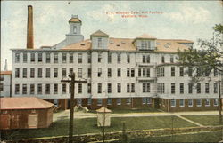 E. V. Mitchell's Co. Hat Factory