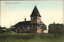 Medfield Junction Depot