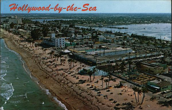 Hollywood-by-the-Sea Florida Dick Deutsch
