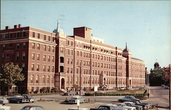 St. Mary's Hospital Waterbury Connecticut
