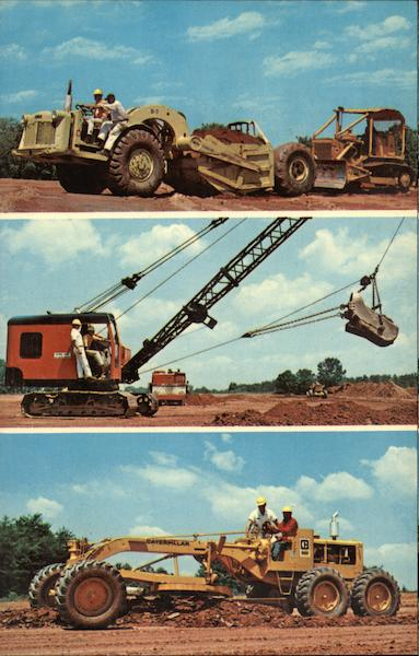 National School of Heavy Equipment Operation Charlotte North Carolina