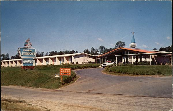 Howard Johnson's Motor Lodge Annapolis Maryland