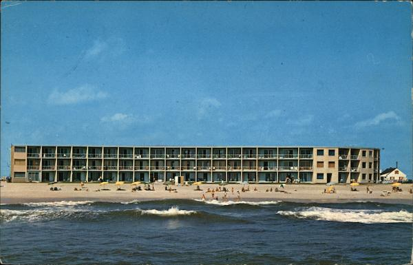 Stardust Motel and Beach Ocean City Maryland