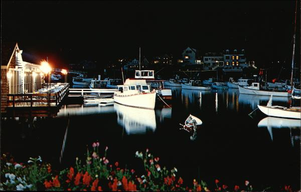 Perkins Cove Ogunquit Maine