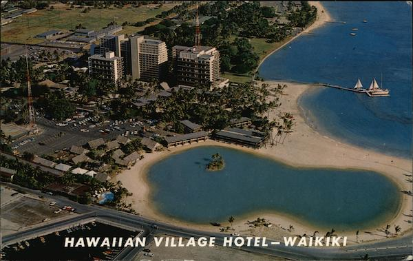 Hilton Hawaiian Village Hotel, Wailkiki Honolulu
