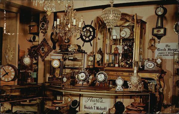 The Clock Shoppe Palm Beach Florida