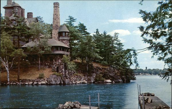 Castle Rest, Pullman Estate Thousand Islands New York
