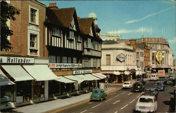 Clarence Street Kingston-upon-Thames England