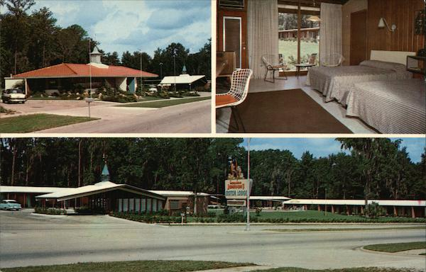Howard Johnson's Motor Lodge and Restaurant Ocala Florida