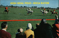 High Goal Polo - Boca Raton