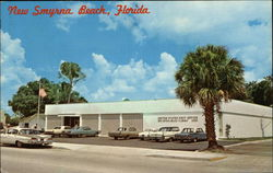 United States Post Office at New Smyrna Beach