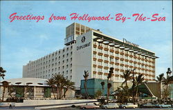 Greetings From Hollywood-By-The-Sea Postcard