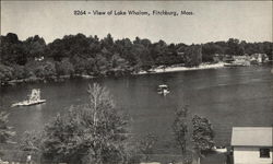 View of Lake Whalom