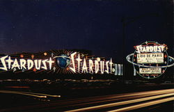 The Stardust - On The Strip