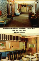 Non-Commissioned Officers' Open Mess