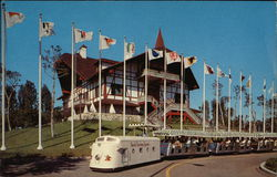 Busch Gardens Special and Old Swiss House