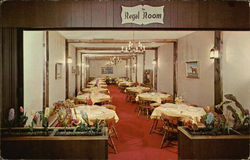 Regal Room, The Little Duchess Restaurant