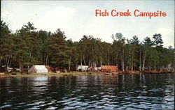 Fish Creek Public Campsite