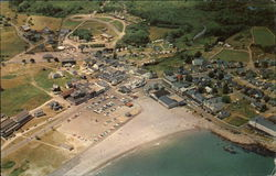 Airview of Short Sands Beach