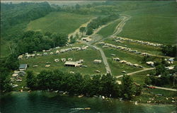 Lebanon Reservoir Campgrounds