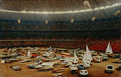 The Astrodome - Houston National Boat Show